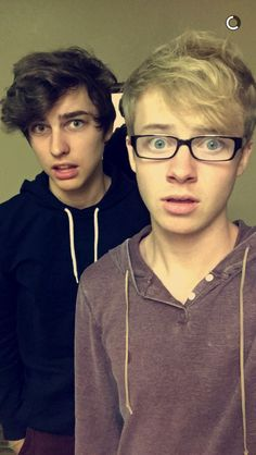 Sam and Colby<<<<Colby's my bf and Sam's my best friend