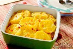 Receita de Crostata de batata - Comida e Receitas