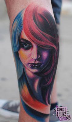 Tattoo works by Roberto Lauro Tattoo Artist for info tattoo@robertolauro.com