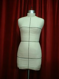 Part 3 of this tutorial shows how to pad out your mannequin to fit your cover along with all the finishing details. Listed here are a...