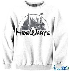 Hogwarts Crewneck - Fresh-tops.com