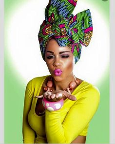 turban wax - You love african prints? You must take a look here: cewax. African Attire, African Wear, African Women, African Style, African Inspired Fashion, African Print Fashion, African Print Dresses, African Dress, African Prints