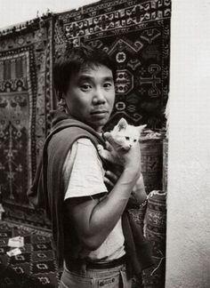 Gatti degli scrittori (Haruki #Murakami)