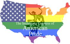 Read: Gay Rodeo in Arkansas? Sure, why not? (Or: The Increasing Gayness of American Pride) http://www.firebreathingchristian.com/archives/8106