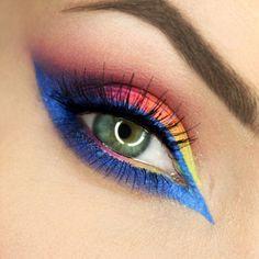 44 Wild Eye Liner Makeup Ideas Makeup Eye Makeup Makeup Inspiration