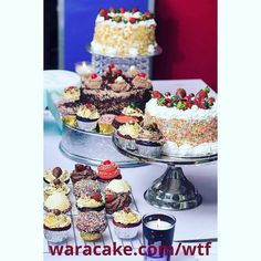 #EventWorthAttending. from @waracake -  CAKES FROM LAST YEAR'S FAIR . WANT SOME ? THEN BE AT #WTF2016 @genesishotels.