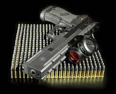 Beretta 87 Target by ZORIN DENU, via Flickr