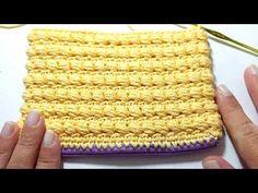Bolsa de Crochê feito no Ziper - YouTube