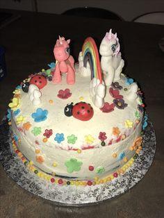 Gâteau little pony