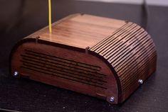Laser Cutting bent wood furniture?