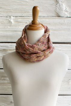 Signs of Spring Cowl (F22) | Fairmount Fibers, LTD.