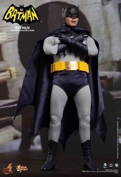 Hot toys #batman (1966) adam west-#batman #mms218 **uk**,  View more on the LINK: 	http://www.zeppy.io/product/gb/2/162353560386/