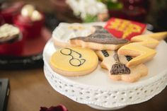 Cookies from a Harry Potter Birthday Party via Kara's Party Ideas | KarasPartyIdeas.com (54)