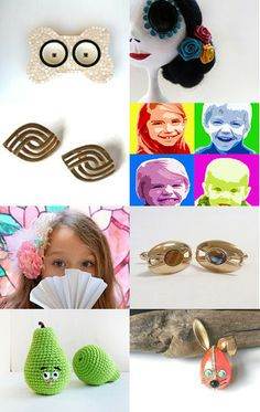 The Eyes of March by Phyllis R. on Etsy--Pinned with TreasuryPin.com