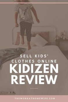 The Kidizen app has a large focus on selling used kids' clothing and necessities. Today, I wanted to share my Kidizen review as a seller. Cash From Home, Make Money From Home, Make Money Online, How To Make Money, Sell Your Stuff, Things To Sell, Mama Cloth, How Do I Get, Working Woman