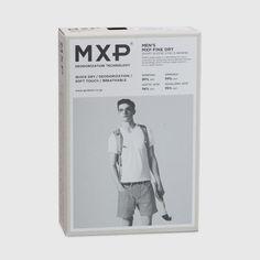 MEN'S FINE DRY SHORT SLEEVE V-NECK | MXP