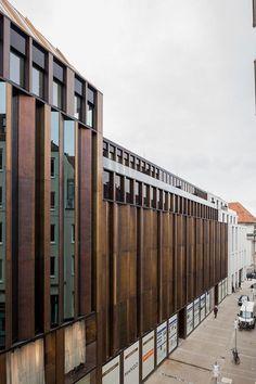 KUEHN MALVEZZI — Joseph Pschorr Haus building