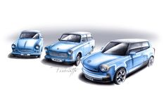 Trabant nT - The Project - Trabant nT