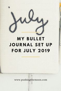 This is my first bullet journal set up post in about a year. Have a read to see what changes I have made to my bullet journal in the last 12 months.