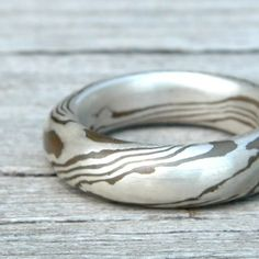 Sterling Silver & Copper Ring