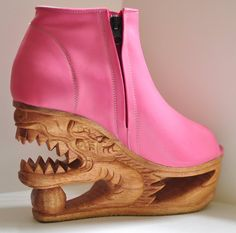 Monster Shoes 1