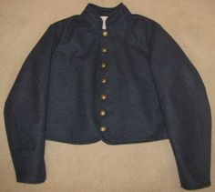 Beauregard's Tailor Like This Page · January 3, 2013   Richmond Depot II - English Army Cloth  (These jackets are priced at $200.00)