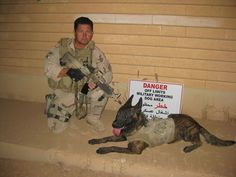 MPC / PSD Rocky .. United States Navy. Thank you both for your service. HERO's.