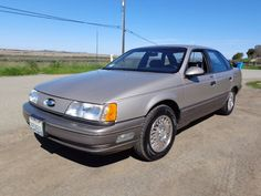 1990 Ford Taurus - Greatest hand-me-down car ever.