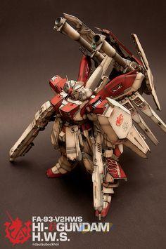 Painted Build: MG 1/100 hi-nu Gundam Ver. Ka - Gundam Kits Collection News and Reviews