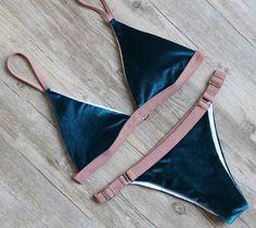 Pre Order Velvet Bikini