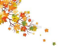 Pobieraj - Autumn klonowe listowie — Ilustracja stockowa #13414202