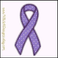 Testicular Cancer uses the Orchid Awareness Ribbon.