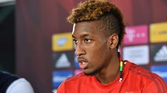 Live-Ticker: FCBayern München präsentiert Kingsley Coman | FC Bayern