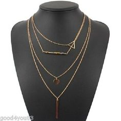 Necklaces, Chain Necklaces Women Fashion Jewelry,Bar Necklaces