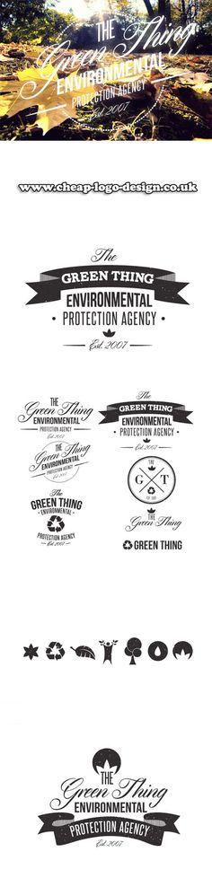 environmental green company logo ideas www.cheap-logo-design.co.uk #greenlogos #environmentallogos #logodesign