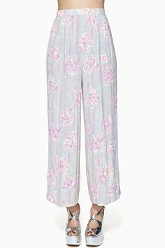8e7646ce8a222b Vintage Chanel Liliane Palazzo Pants Couture Outfits