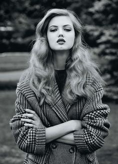 Sweet & Vicious with Ashley Smith, Lindsey Wixson & Barbara Palvin for W Magazine Aug 2010