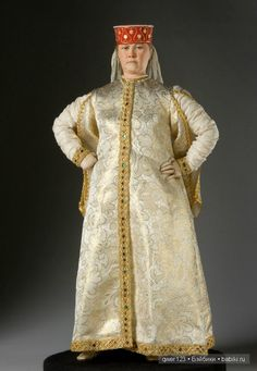 Princess Sophia (1657 - 1704) Russia