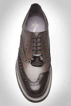 Vivienne Westwood If only they came in my foot size. - mens work shoes, mens shoes in usa, mens brown dress shoes Men Dress, Dress Shoes, Style Masculin, Fashion Shoes, Mens Fashion, Elegant Man, Frack, Well Dressed Men, Men S Shoes