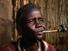 Pipe smoking in Africa