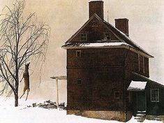 Pretty Peculiarities: Andrew Wyeth and The Walking Dead Andrew Wyeth Paintings, Andrew Wyeth Art, Jamie Wyeth, Brandywine River, John Singer Sargent, Best Artist, Figure Painting, American Artists, Les Oeuvres