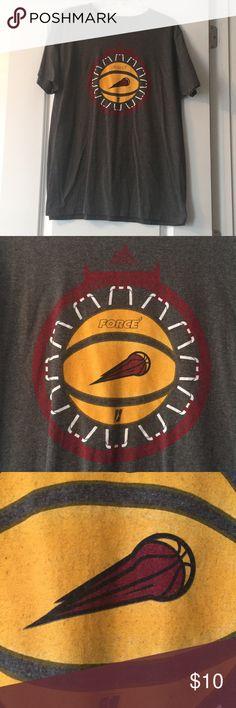 4a200b6e Adidas NBA G League Sioux Falls Skyforce Shirt Gray Adidas shirt has some  wear but still
