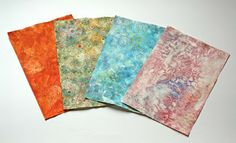 Frugal Crafter's Guide To Hand Decorated Papers