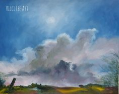 Close To Home, One And Only, Landscape Art, Past, Clouds, The Originals, Painting, Outdoor, Inspiration