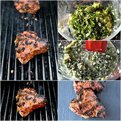 The ultimate meat marinade makes the ultimate grilled meat. Marinated Lamb Chops are packed with delicious flavor and perfect for summer grilling. Lamb Chops Marinade, Lamb Loin Chops, Meat Marinade, Chicken Bacon Ranch Sandwich, Bbq Lamb, Marinated Lamb, Lamb Chop Recipes, Keto Recipes, Cooking Recipes