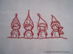 cute christmas embroidery sayings - Bing Images