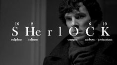 Elements of Sherlock