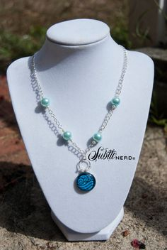 Water Tribe Chain Necklace from Avatar the Last by SubtleNerd, $20.00