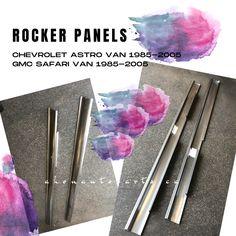 Rocker Panels- 1985-2005 Chevrolet Astro Van/ 1985-2005 GMC Safari Van  #rockerpanels #chevrolet #astrovan #gmc #safarivan #new #aftermarket #bodyparts #toronto #ahonautoparts