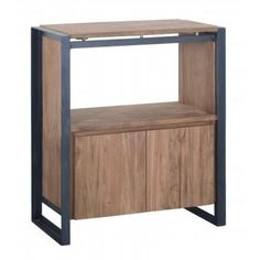 Epic Sideboard door open rack